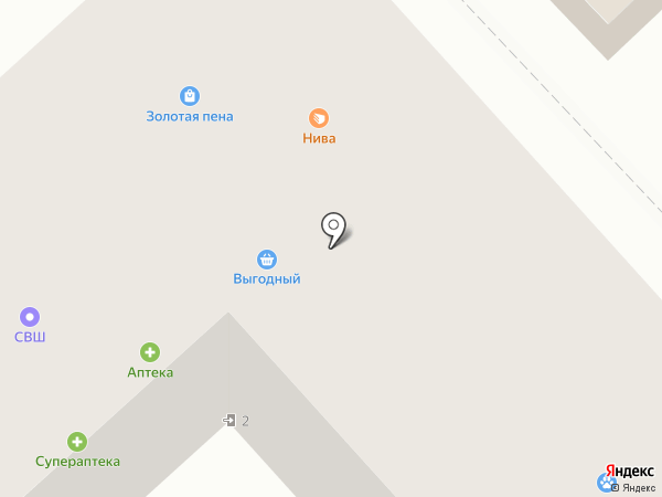 Новая аптека на карте Орла