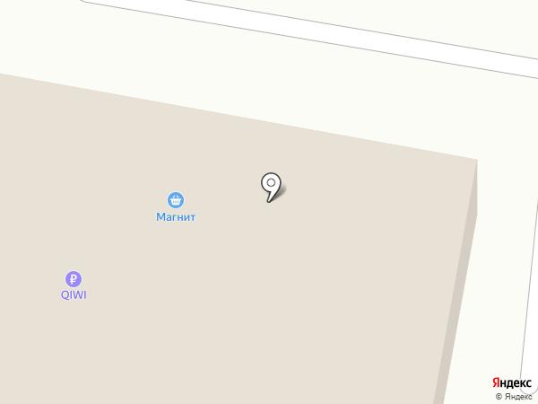 Славянка на карте Сахарово