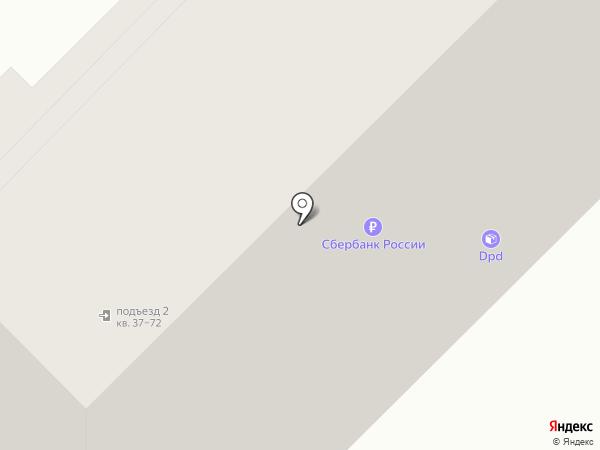 Доктор Столетов на карте Орла