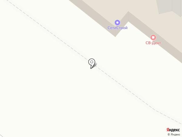 СетиСтрой на карте Орла