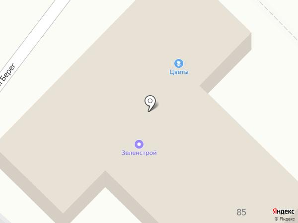 Коммунальник на карте Орла
