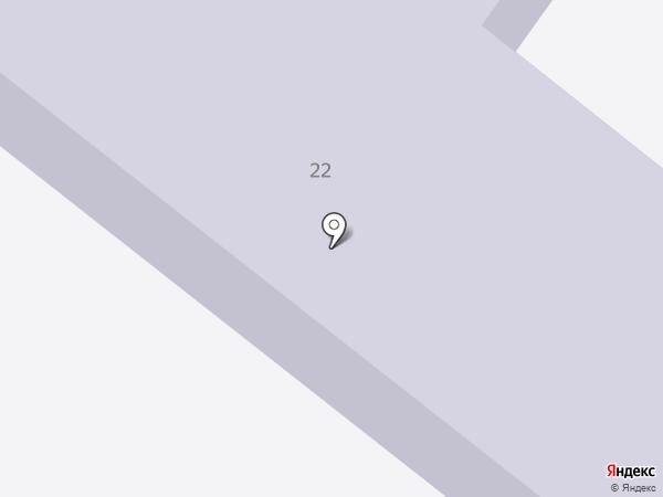 Детский сад №68, Айболит на карте Орла