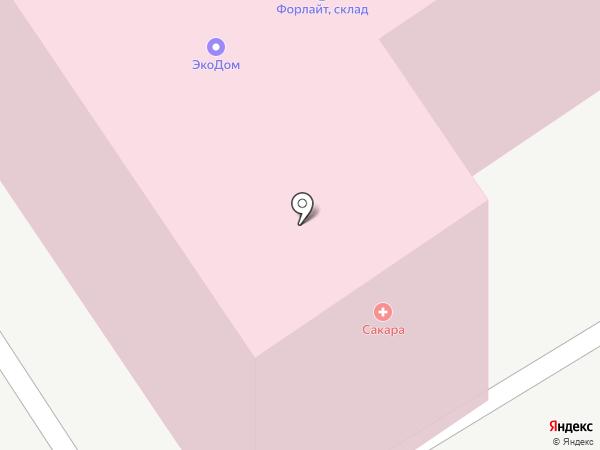 ФАРМА на карте Орла