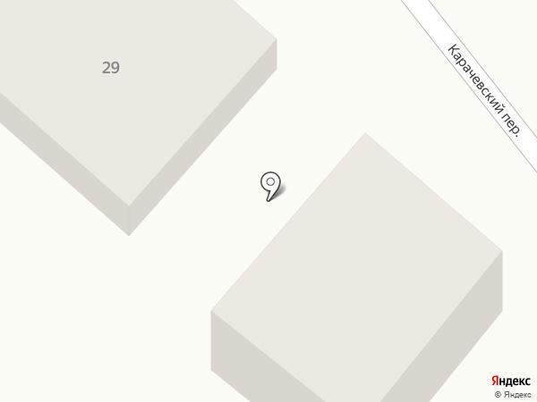 ОрелТехноСтрой на карте Орла