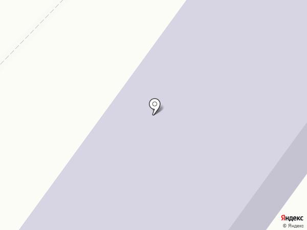 Орловское художественное училище на карте Орла