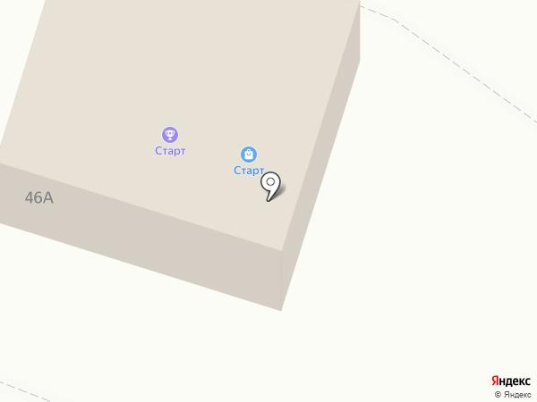 СТАРТ плюс на карте Орла