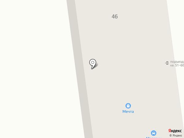 Светлячок на карте Орла