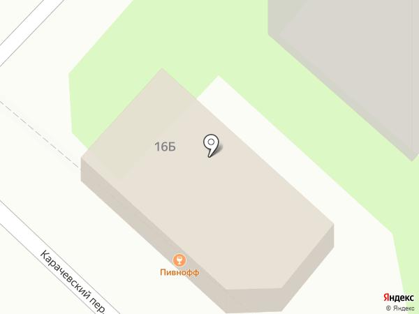 Вятичъ на карте Орла
