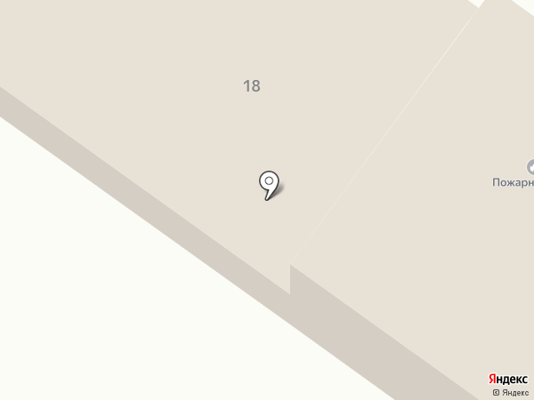 10-й отряд ФПС по Калужской области на карте Воротынска