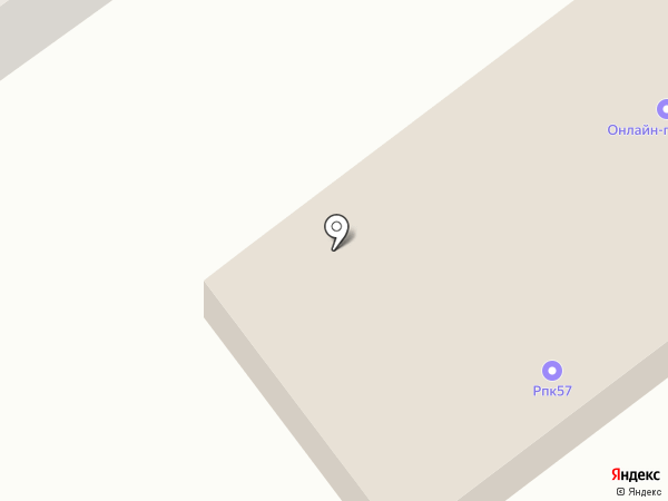 Ритуально-похоронная компания на карте Орла