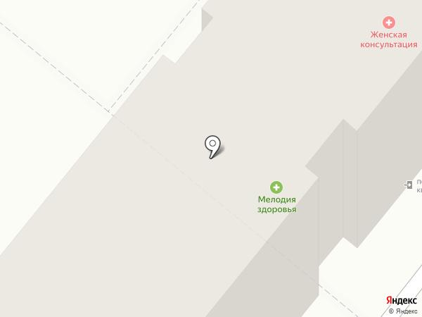 Диана на карте Орла
