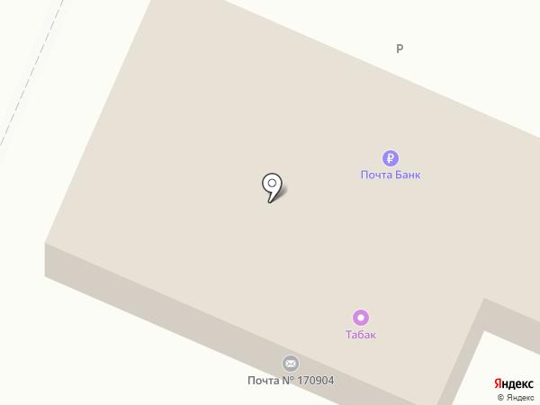 QIWI на карте Сахарово
