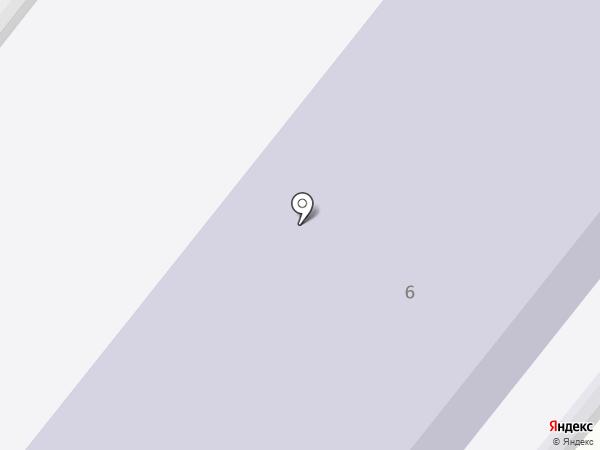 Детский сад №55 на карте Орла
