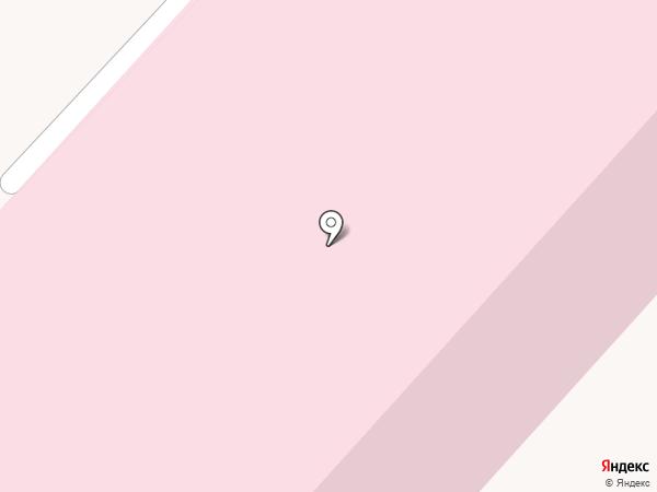 Орловский противотуберкулезный диспансер на карте Орла