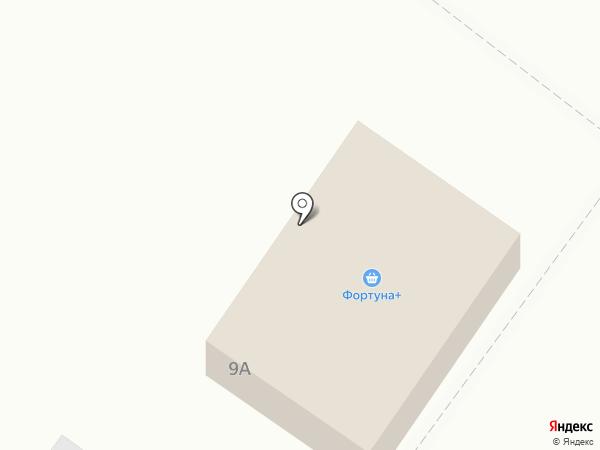 Фортуна+ на карте Воротынска
