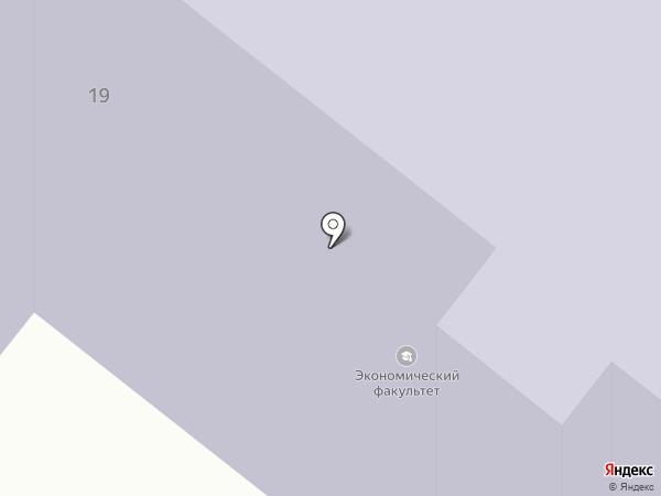 ОрелГАУ на карте Орла