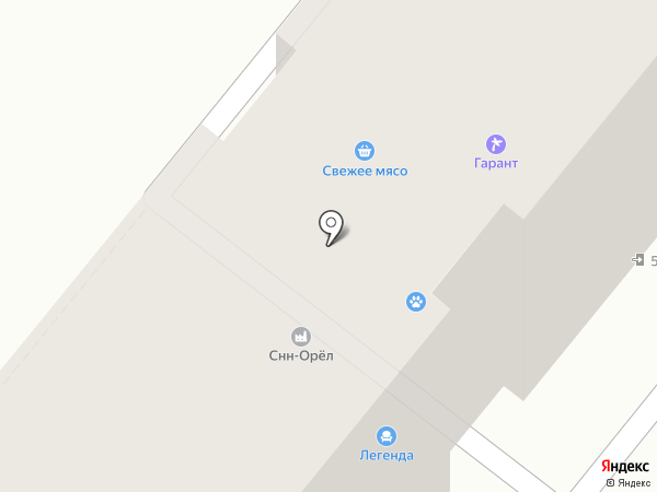 Семь дней на карте Орла