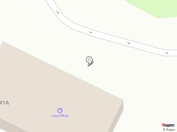 Автосити на карте Орла