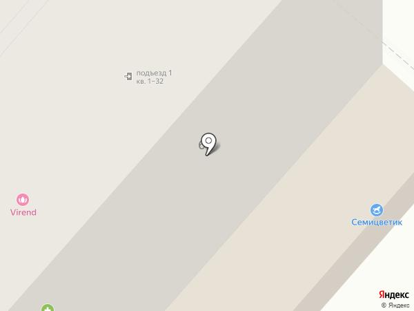 СИЭС Медика Орел на карте Орла