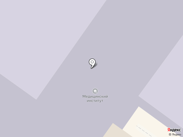 АДМ-Принт на карте Орла