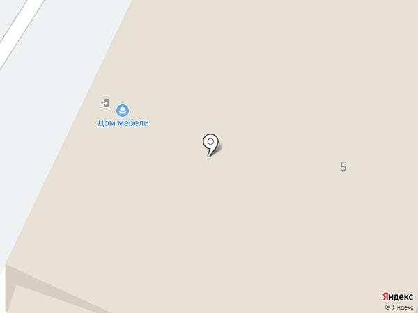 Мебель от А до Я на карте Орла