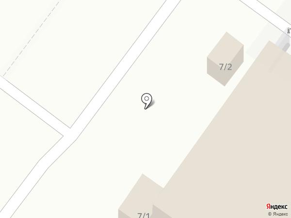 Киоск хлебобулочных изделий на Щепной, 7 на карте Орла