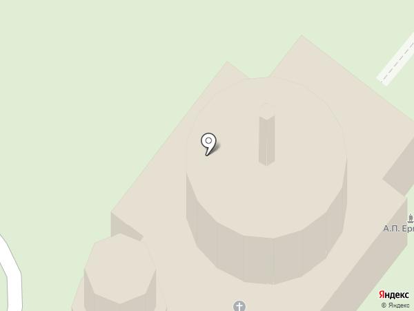 Свято-Троицкий Храм г. Орла на карте Орла