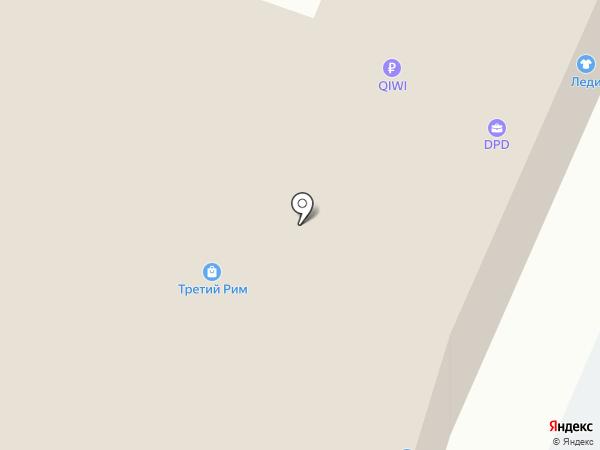 ОфисИнформСервис на карте Орла