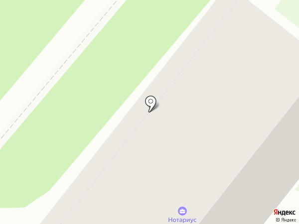 Нотариус Черников А.Е. на карте Орла