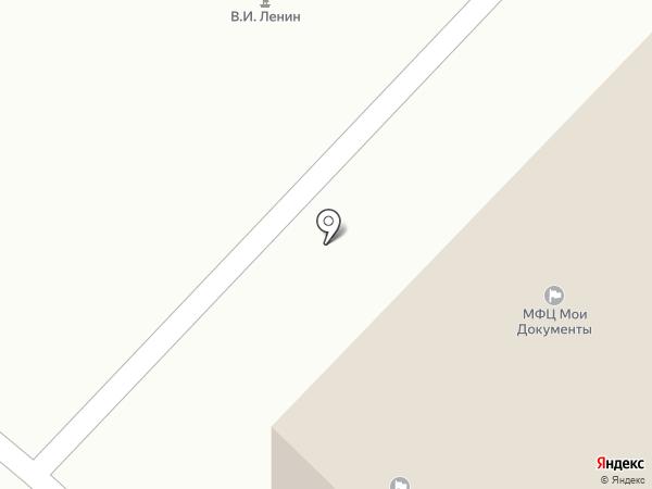 ЗАГС на карте Воротынска
