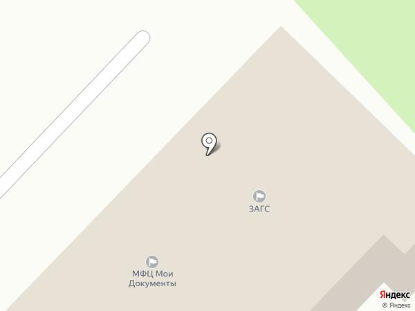 Администрация городского поселения пос. Воротынск на карте Воротынска