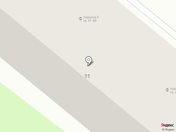 Ариша на карте Орла