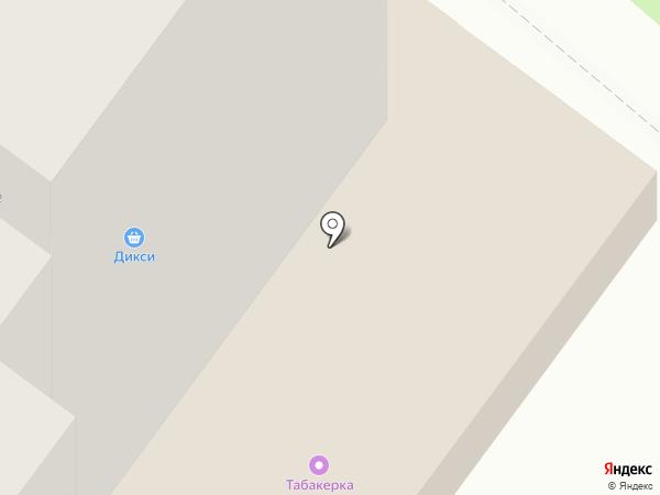 Дикси на карте Орла