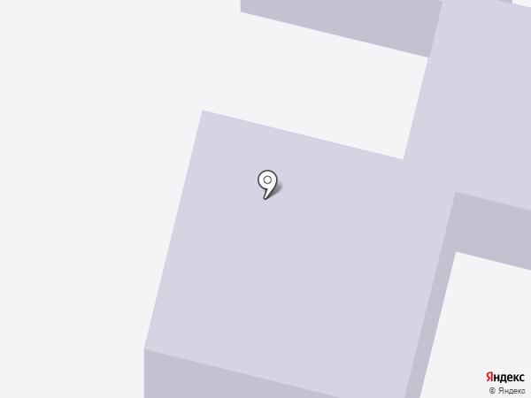 Детский сад №50 на карте Орла