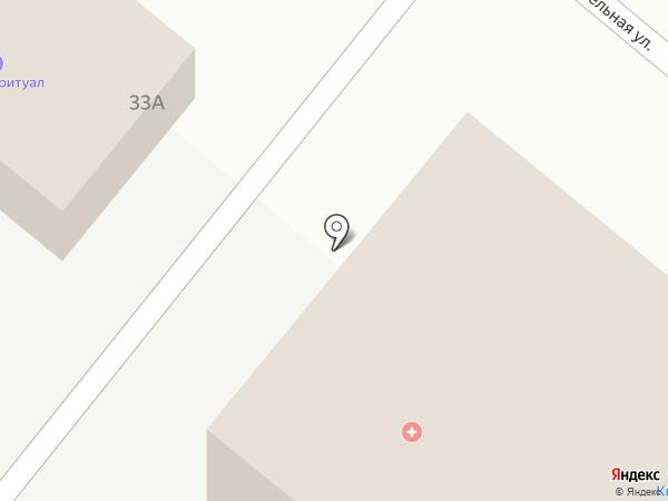 Магазин автозапчастей для иномарок на карте Орла