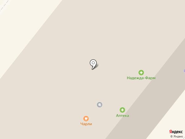 1001 тур на карте Орла