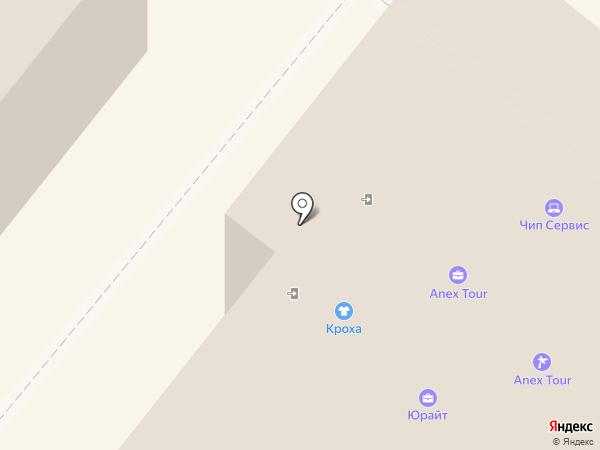 Компания независимой оценки на карте Орла