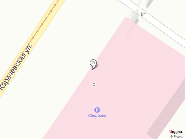Орловский психоневрологический диспансер на карте Орла