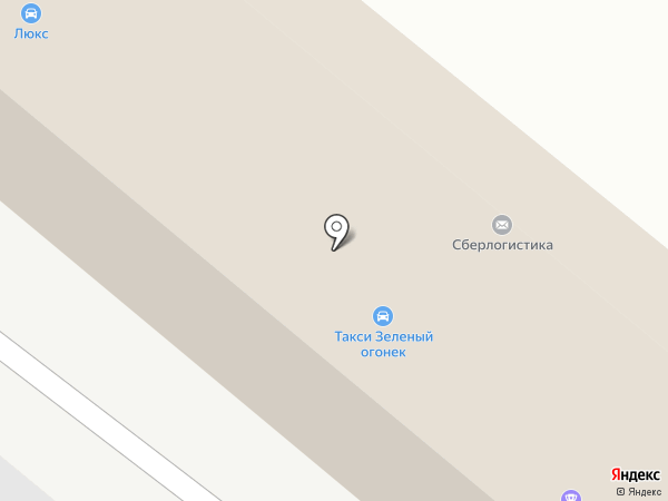 Авто Хит на карте Орла