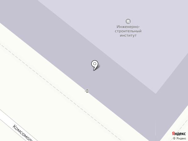 Орловский государственный аграрный университет на карте Орла