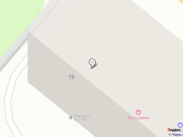 Техномастер на карте Орла