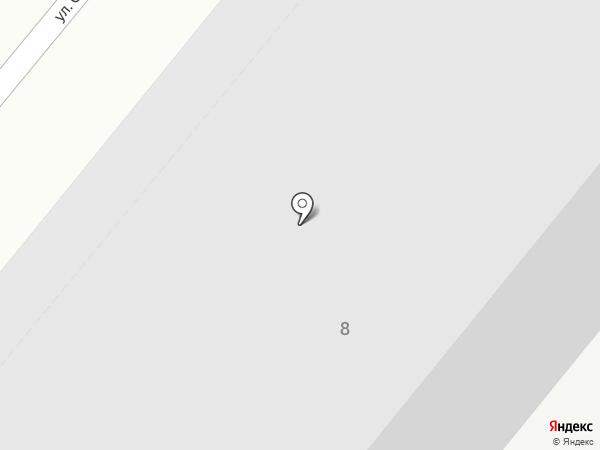 Юнитекс на карте Орла
