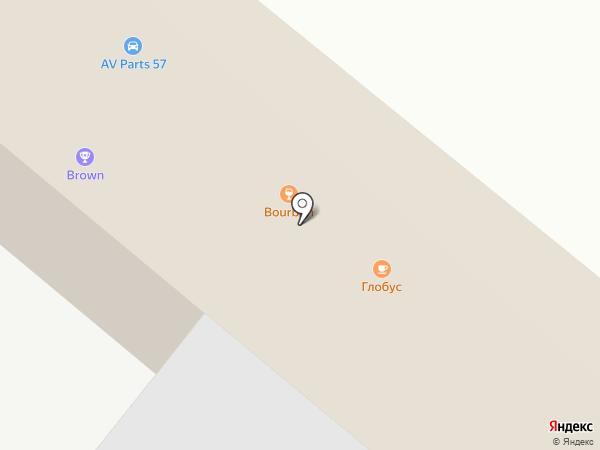 Мега-Люкс на карте Орла