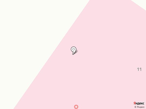 Поликлиника на карте Воротынска