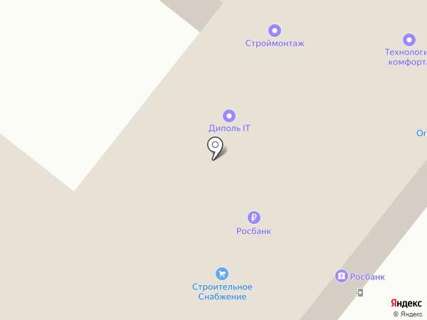 Монтессори на карте Орла
