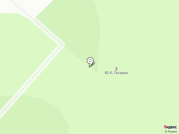 Комфортный дом на карте Воротынска