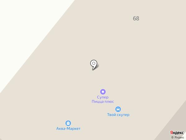 Ай да банька на карте Орла