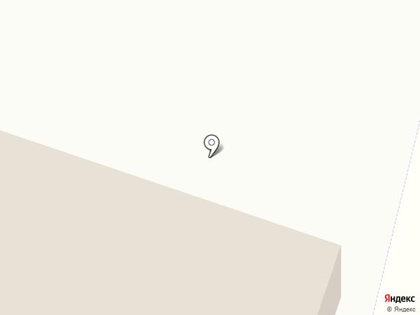 Отдельный пост на карте Сахарово
