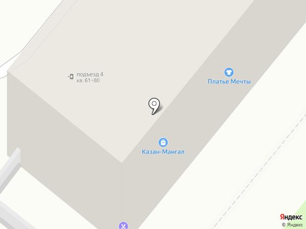 Радуга звуков на карте Орла