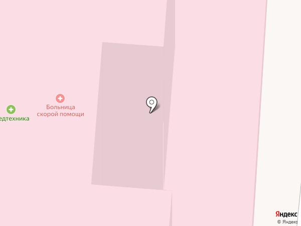 Травмпункт на карте Орла